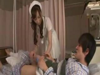 Forthcoming Horny Nurse