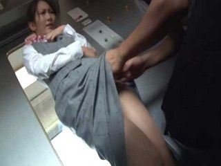 Train Hostess Attacked And Hard Fucked By Unsatisfied Customer