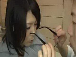 Japanese Nerd Couple Decided To Taste Something New