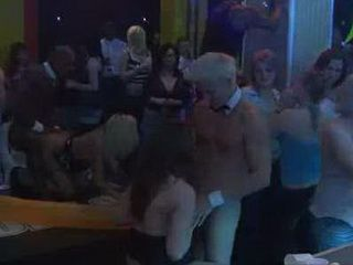 Private Birthday Party With Stripers Turned Into Wild  Fucking orgy
