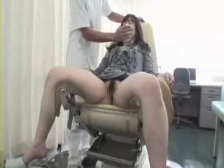 Doctor Puts Woman in Sleep at Gyno Exam and Fucks Her