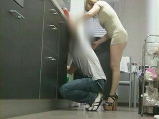 Hidden Cam Housewife Fucks Plumber