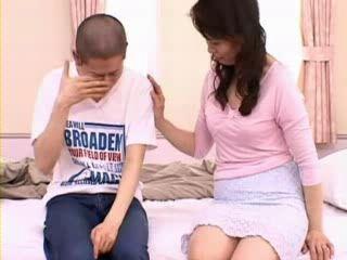 Sad Boy Gets Cheered Up By His Careful Stepmom
