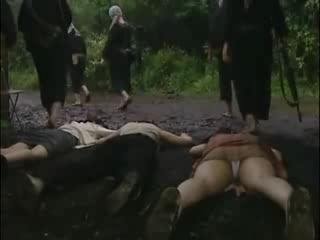 Fucked and Wasted by Soldiers During War Time - Fuck Fantasy