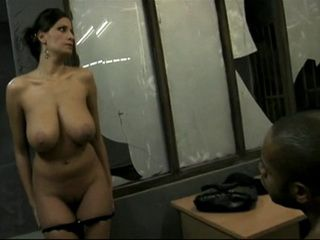 Big Boob Italian Milf Was in the Wrong Place at the Wrong Time - Fuck Fantasy