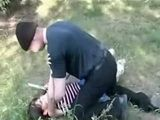 Girl Fucked In The Woods Under Knife Threat - Fuck Fantasy