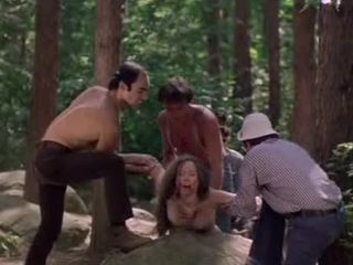 Brutal Gangrape In The Forest Movie Scene