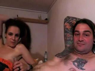 Amateur Couple With Piercing Fuck