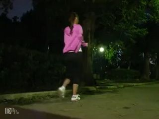Night Jogging End Up With Uncensored Fuck