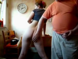 Fat Hubby Fucks His Wife In Ass Awesome Close Up Homemade Anal Sex