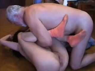 Old Grandpa Forces His Teen Shaved Pussy Grand Daughter To Fuck  Fuck Fantasy