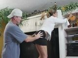 Step Mom Jodi West Getting Help In Housework By Her Son