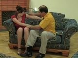 Teen Step Daughter Hates Step Father For Touching Her Inappropriately Whenever Mom Is Away -  Fantasy