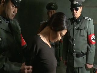 Fuck During Gestapo Interrogation In the Nazi Military Jail