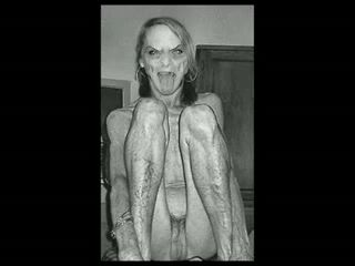 Scary Photos Of Granny