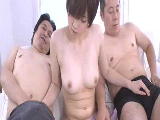 Playing With Dads Friends - Yui Mizuna Uncensored