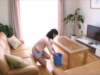 Bored Horny Housewife Maki Amamiya