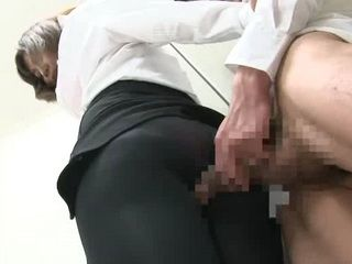 Blackmailed Milf In Pantyhose Gets Forced On Sex In the Locker Room