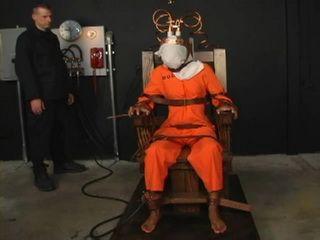 Executioner Fucks Black Woman Convicted To Death