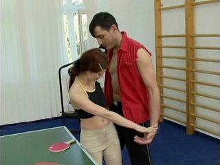German Daddy Fucks Sons Teen Girlfriend In Her Ass