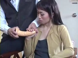 Japanese Wife and Toys Salesman xLx