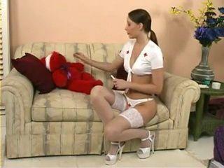 The Nurse and the Teddy Bear xLx