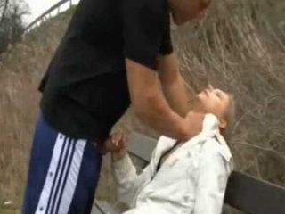 2 Czeh Girls Gets Fucked Hard In Public