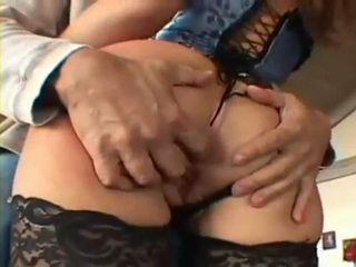 Totally unfair video dped gangbang April 16