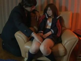Japanese Schoolgirl Miyuki Yokoyama Abused And Fucked By Her Private Teacher