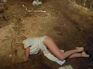 Taxi Driver Molested And Forced Fucked Blond Woman And Left Her Helpless Lying In Dirt