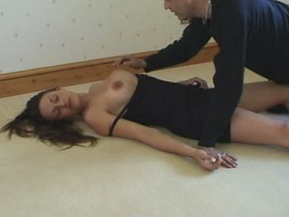 Milf Real Estate Agent Chloroformed And Fucked By Potential Buyer