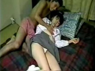 Sleepy  Teen Molested After Party