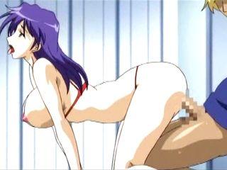 Virgin hentai mammoth jugs doggystyle fucking