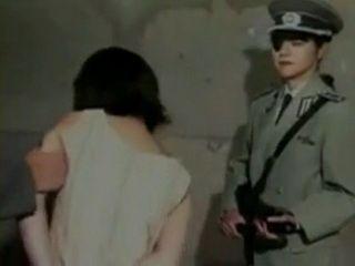 Female Japanese Gestapo Cruel Torture Of Prisoner Woman In Jail