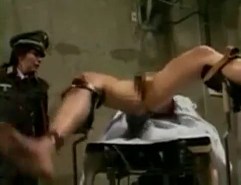 Torture and Strap On Fuck In Military Prison