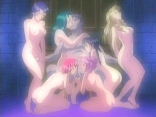 Lucky pervert guy groupfucking by schoolgirls
