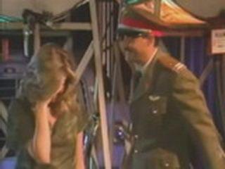 Vintage Colonel Fucks Soldier Megan Lee