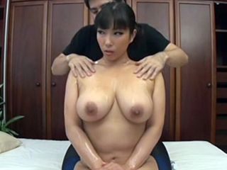 Busty Milf Came To Regular Massage When Suddenly Masseur Arm Abducted And Grab His Huge Boobs
