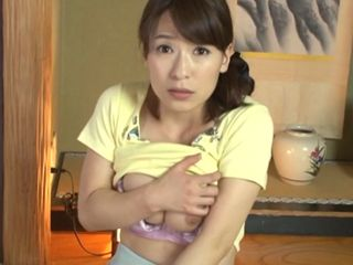 While Stepsister Was Masturbating Brother Wished The Same Pleasure - Kaho Kasumi