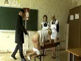 Russian Slaves Soviet School Punished