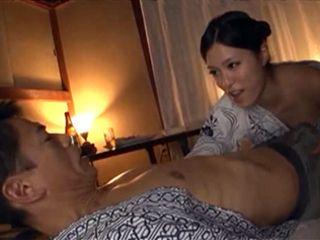 Everything Started With This Optional Oil Massage - Anju Mizushima