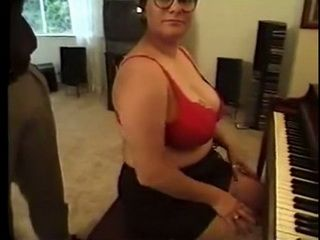 Busty Piano Teacher Start Taking Her Clothes Off In The Middle Of Class