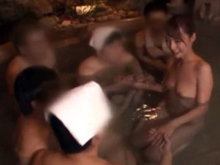Naive Chick Thought That Nice Smile Would Be Enough To Get Her Out Of a Male Spa But She Was Wrong