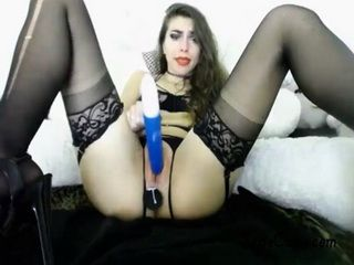 Milf's Got Pretty Toy And Love Play