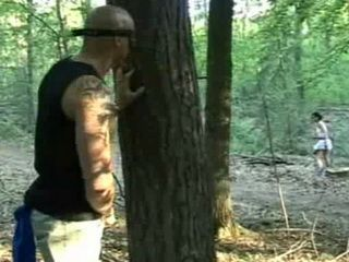 Woods Stalker Is Lurking Perfect Opportunity To Attack Unprotected Teens