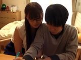 Bad Horny Teacher Giving To Her Student A Wrong Stimulus - Hikaru Konno