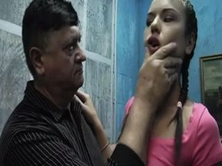 Twisted Father Let His Daughter To His Best Friend To Do Wtih Her Everything He Wants