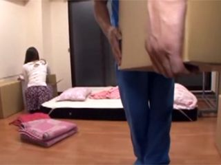 Hot Asian Girl Mistake For Letting Go Two Strangers In Her House