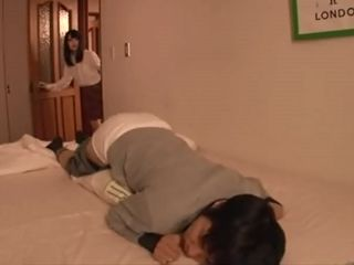 Little Stepsister Helps To Her Stepbroher With His Problem With Frequent Ejaculation