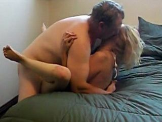 Old Man Fucking His Young Hot Looking Wife